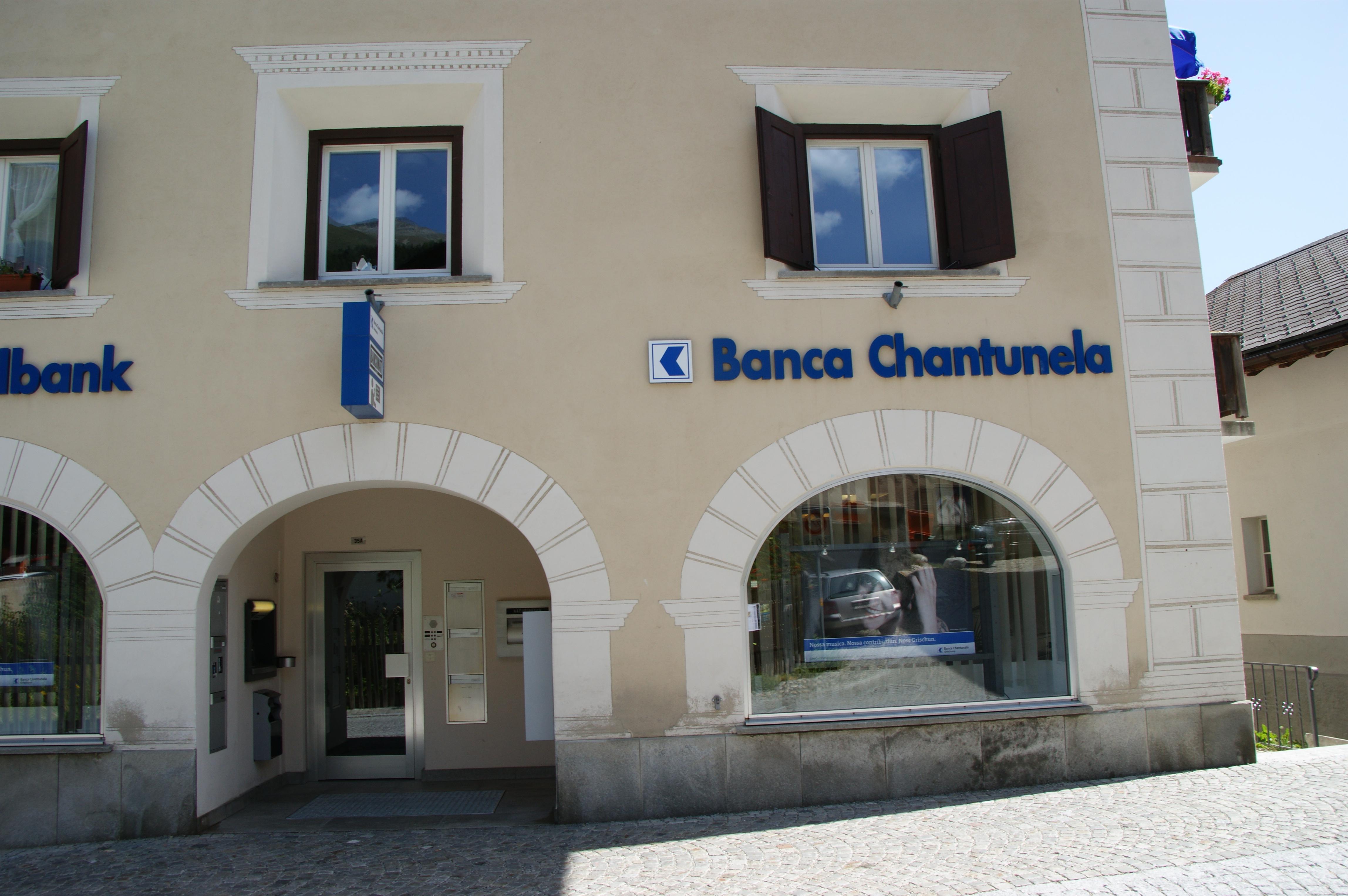 Graubündner Kantonalbank Slide 3