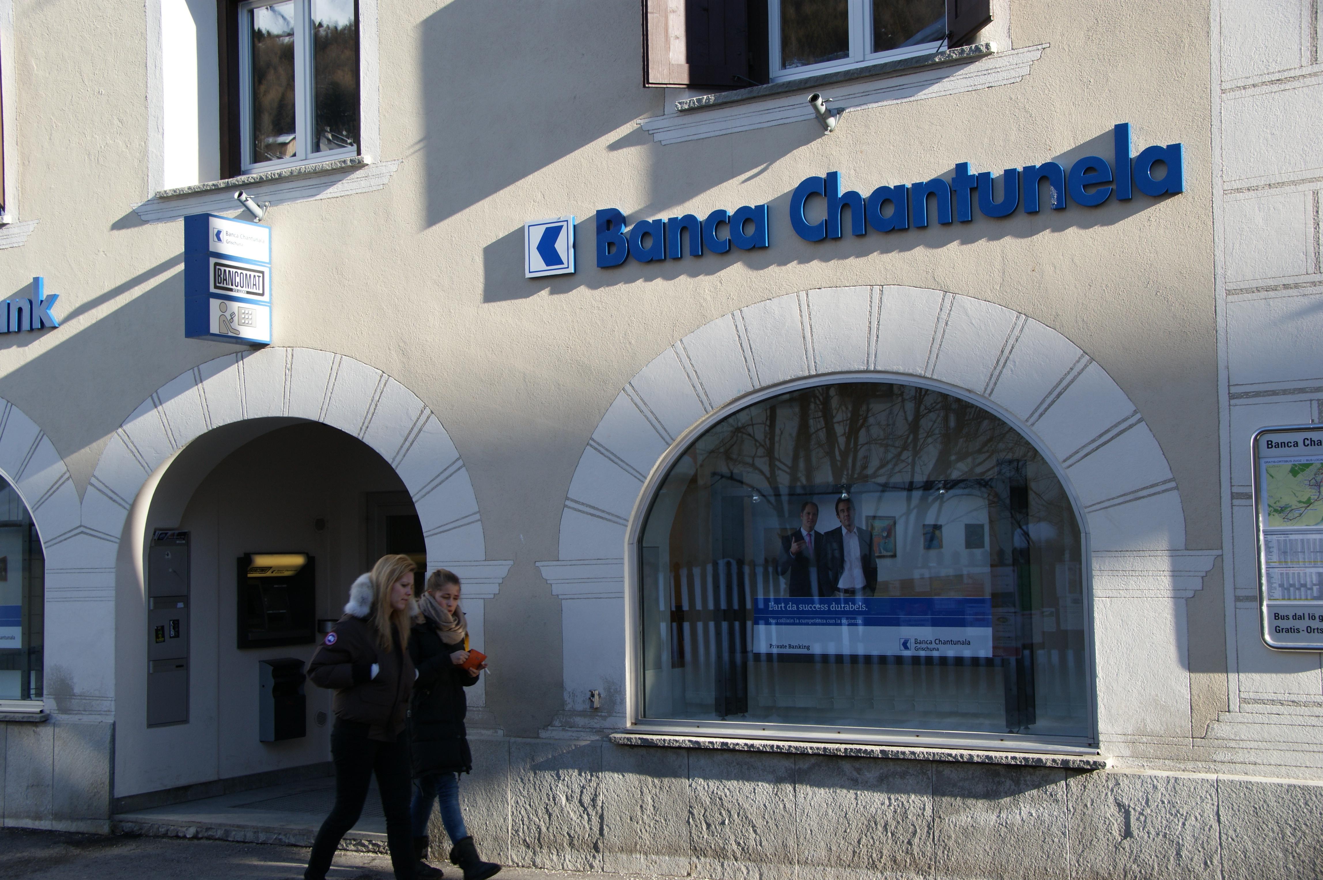 Graubündner Kantonalbank Slide 4