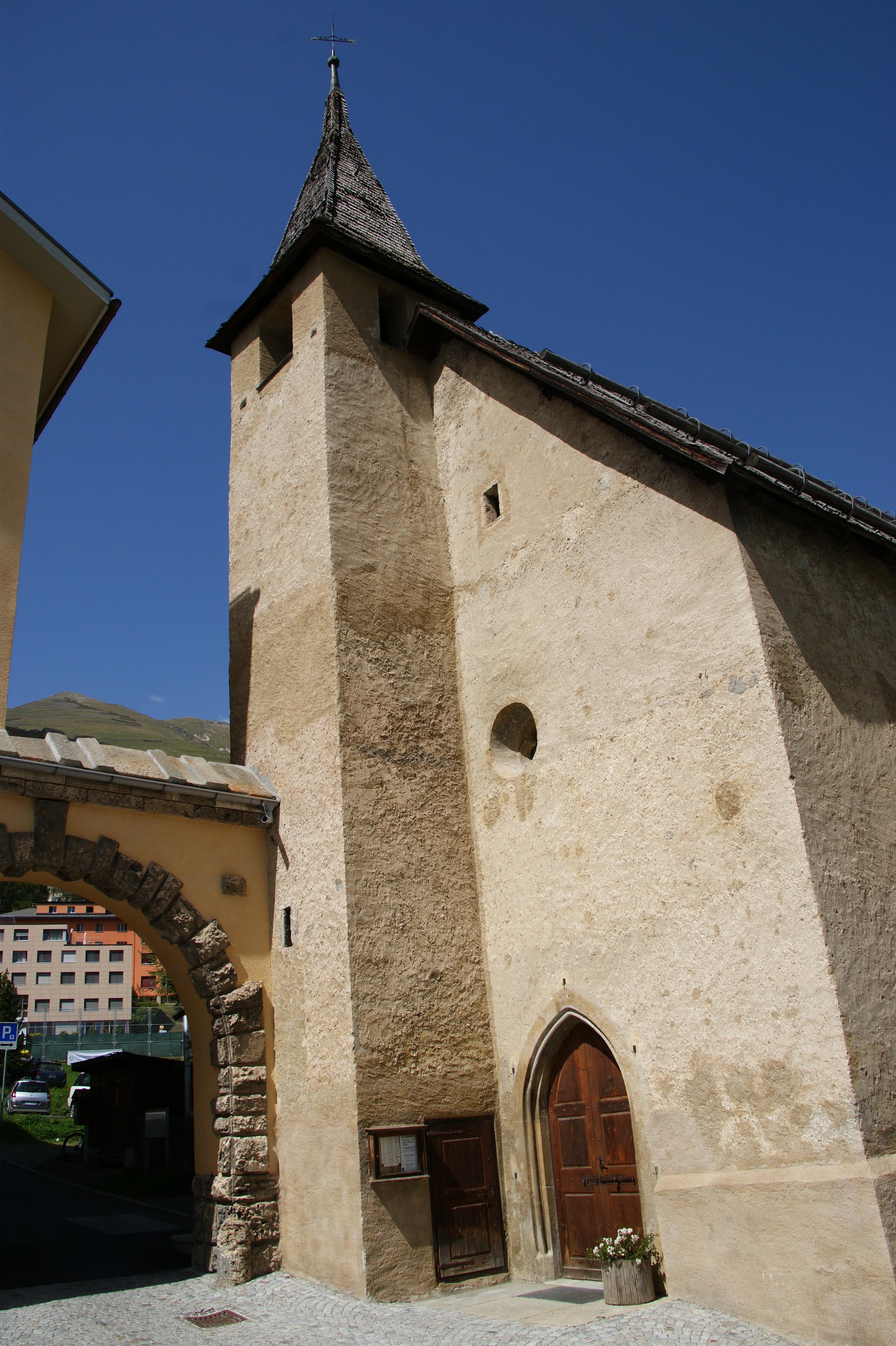 Katholische Kirche Santa Chatrigna Slide 5