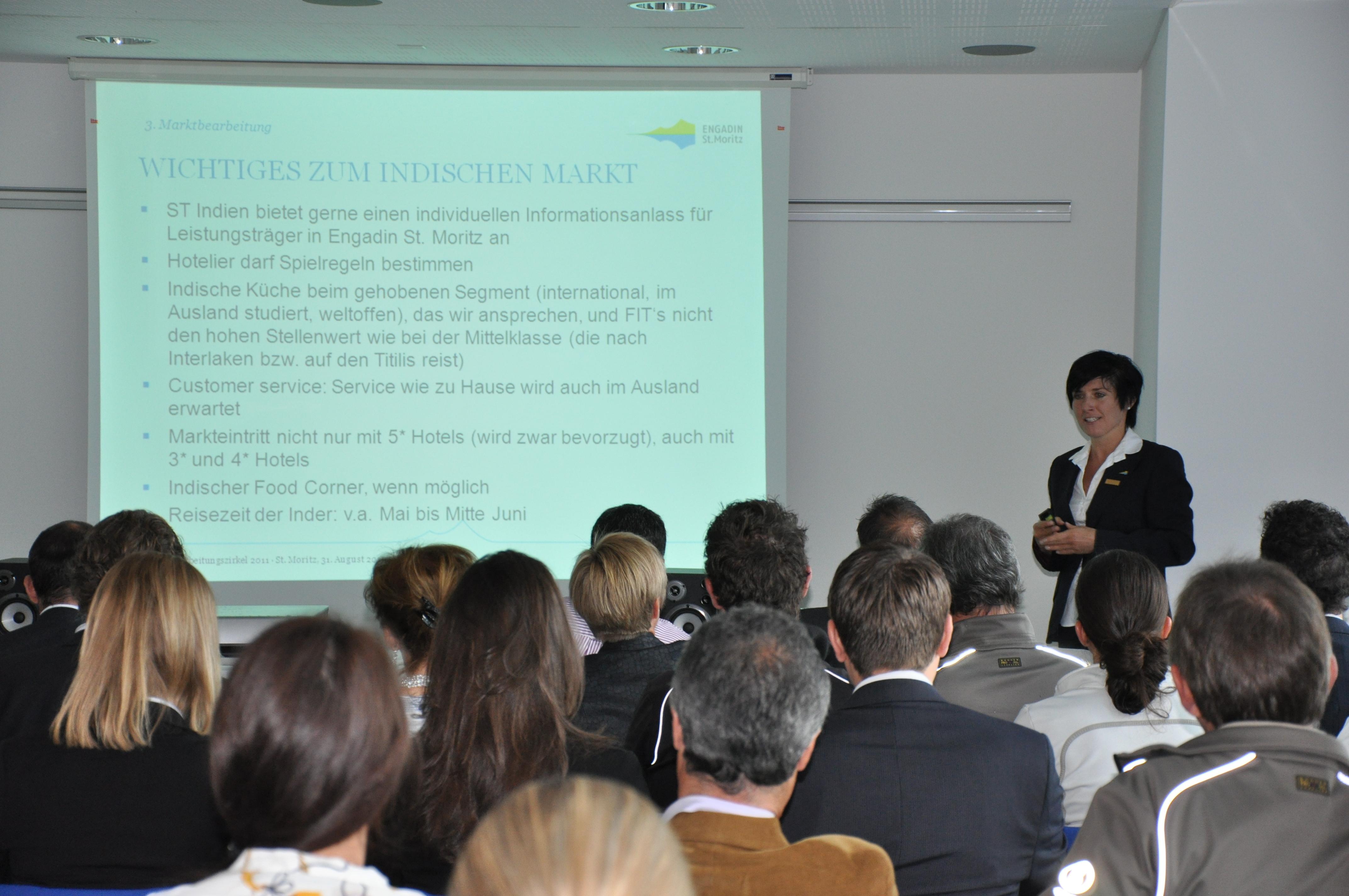 Marktbearbeitungszirkel 2011 Slide 1