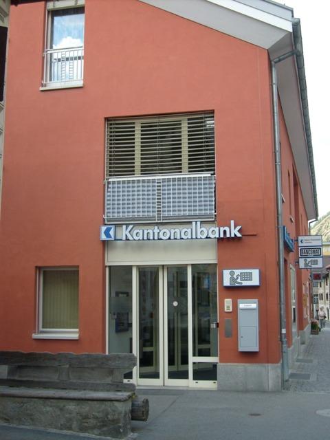 Graubündner Kantonalbank Slide 1