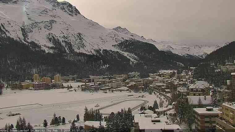 Hotel Languard St Moritz
