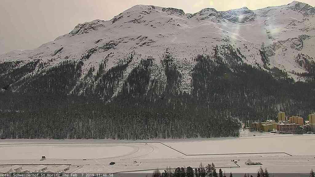 Lago di St. Moritz