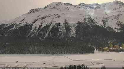 View from Hotel Schweizerhof