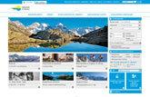 Homepage Engadin St. Moritz Slide 1