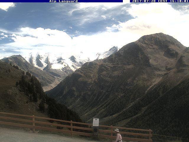 Pontresina Alp Languard Bergst