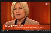 Ariane Ehrat im «Club» auf SF 1 Slide 1