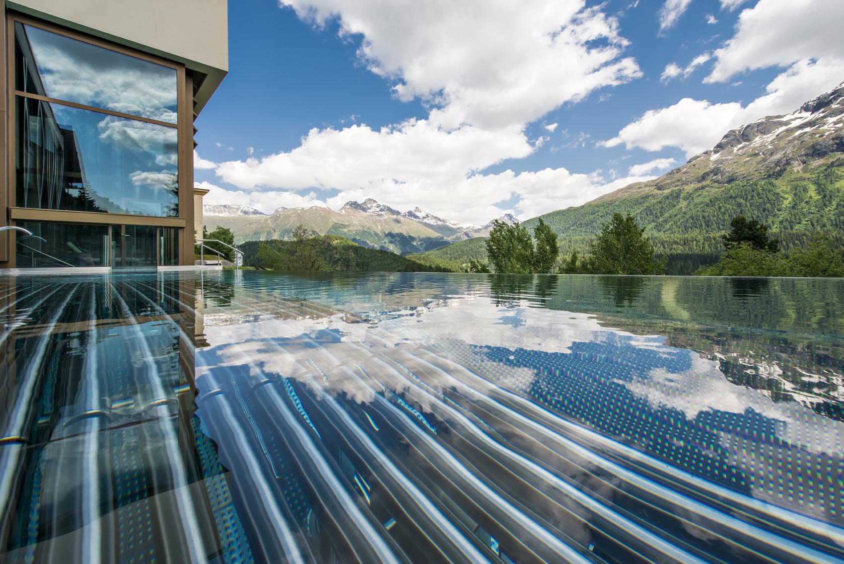 Kulm Spa St. Moritz Slide 1
