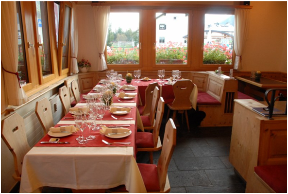 Restaurant-Café Burdun Slide 1