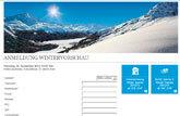 Einladung Wintervorschau Slide 1