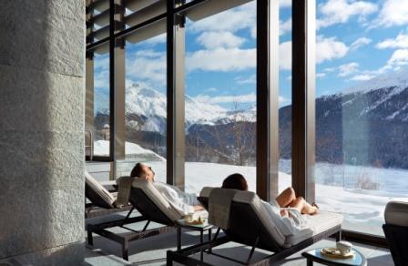 Kulm Spa St. Moritz Slide 3