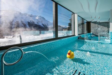 Kulm Spa St. Moritz Slide 4