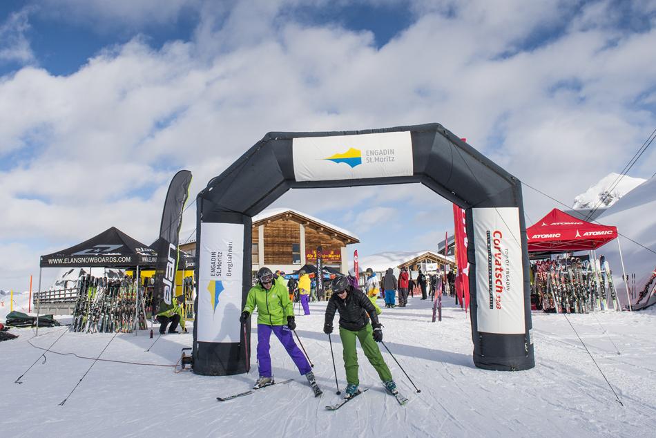 Ski & Snowboard Opening Slide 1