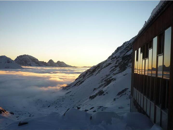 Kesch Hütte SAC Slide 4