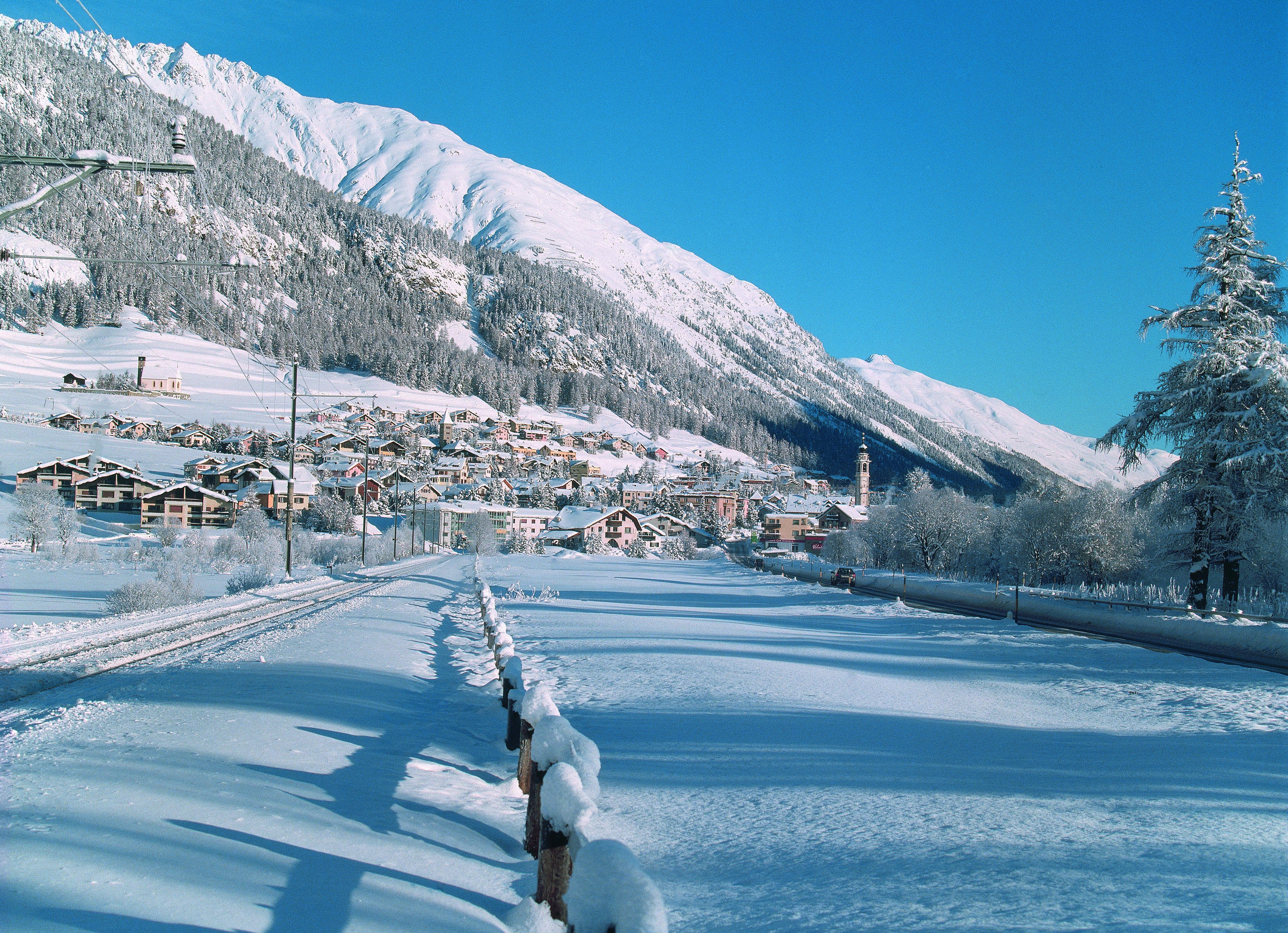 Engadin St. Moritz in Belgien Slide 1