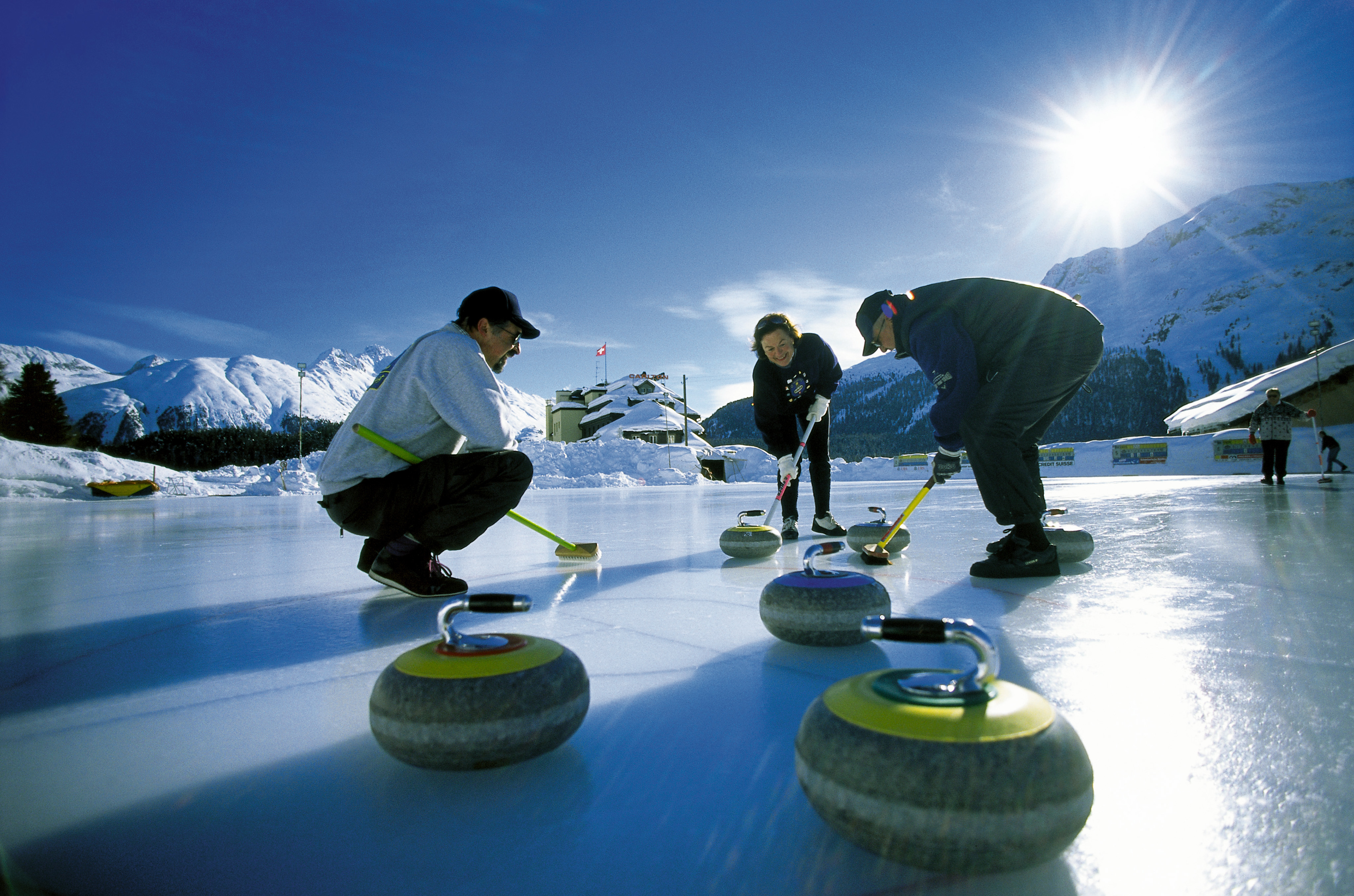 St. Moritz in Russland Slide 1