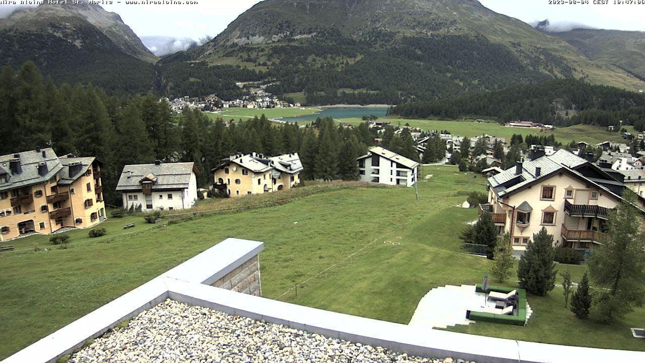 Webcam St Moritz
