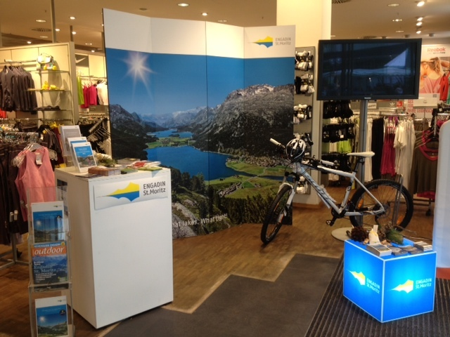 Engadin St. Moritz für Sportbegeisterte Slide 1