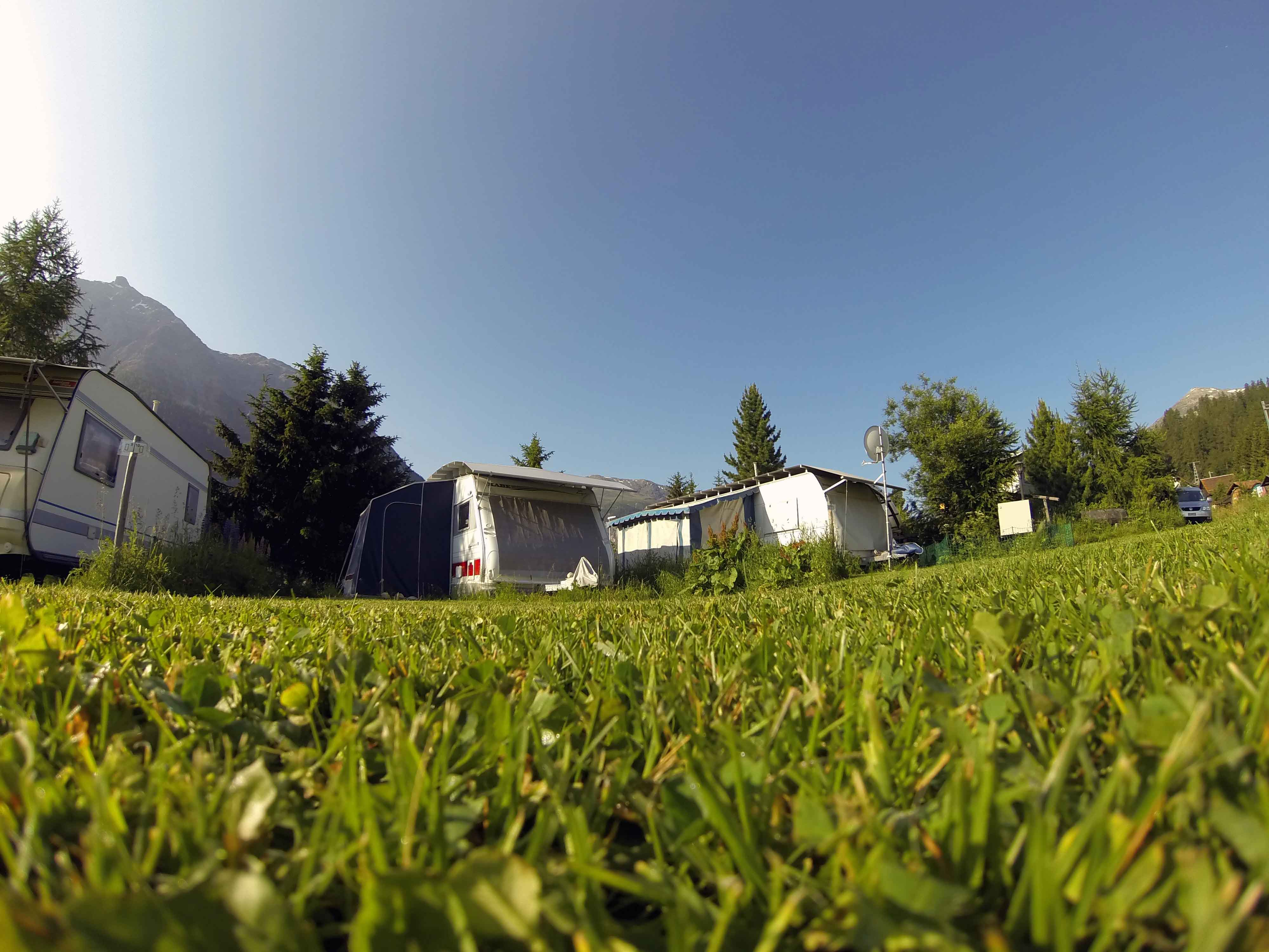 Camping Madulain Slide 1