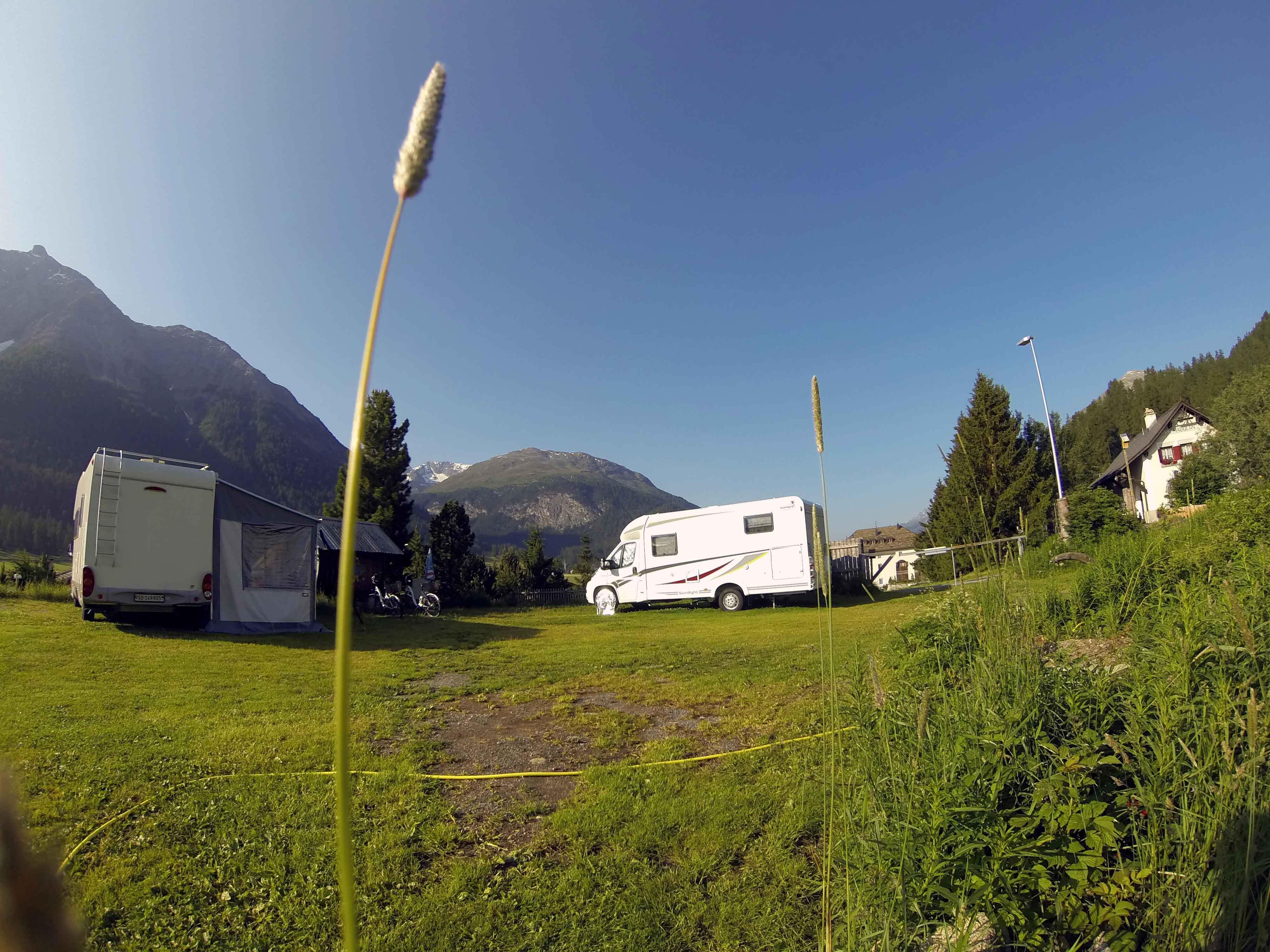 Camping Madulain Slide 2