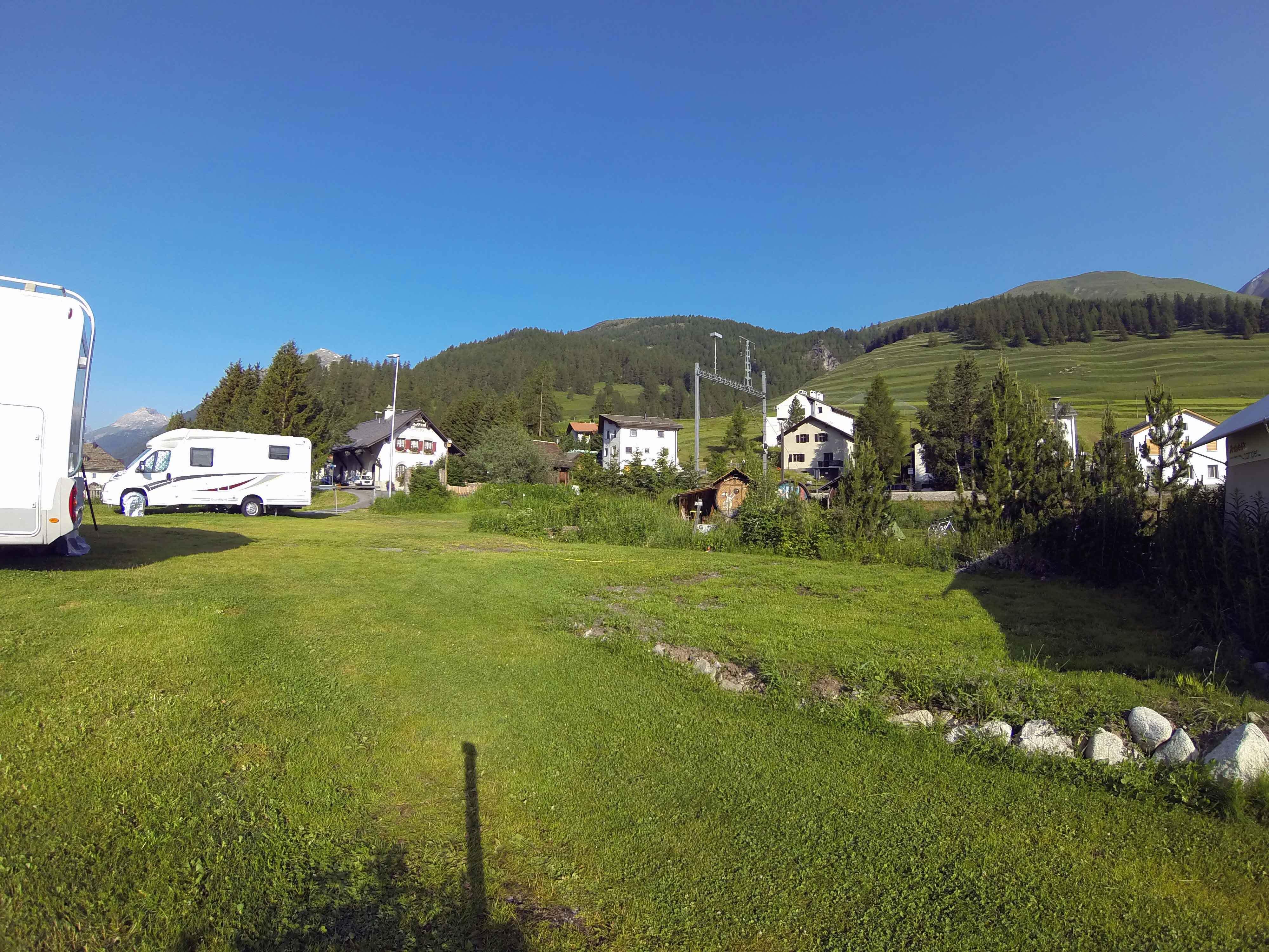 Camping Madulain Slide 3