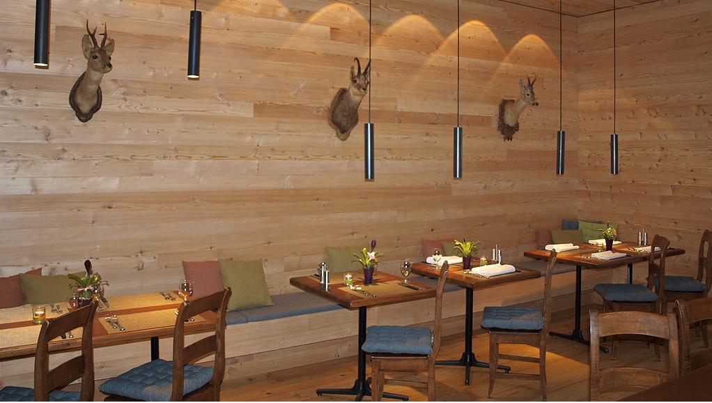 Restaurant Longhin Slide 1
