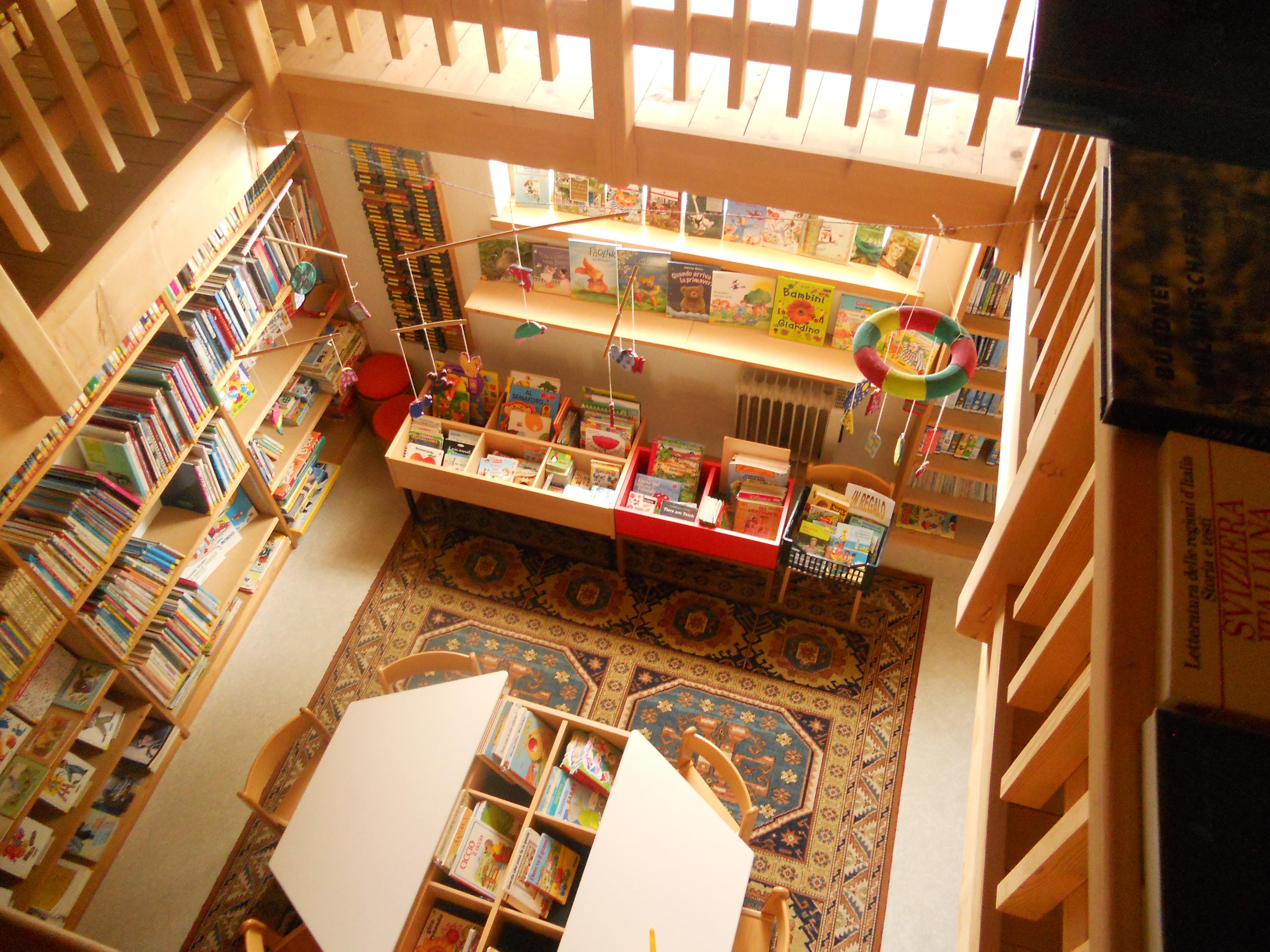 Biblioteca Publicca, Maloja Slide 2