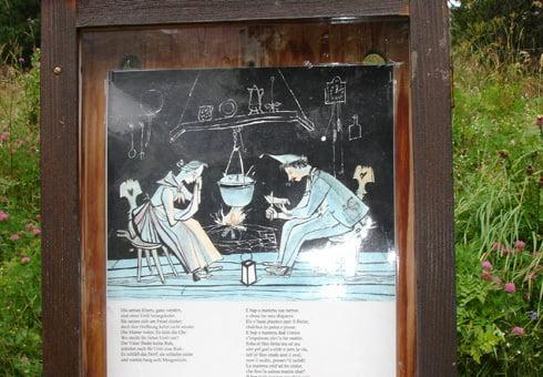Schellenursli Hiking Trail