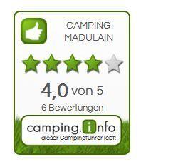 Online Bewertung von Campingplätzen Slide 1