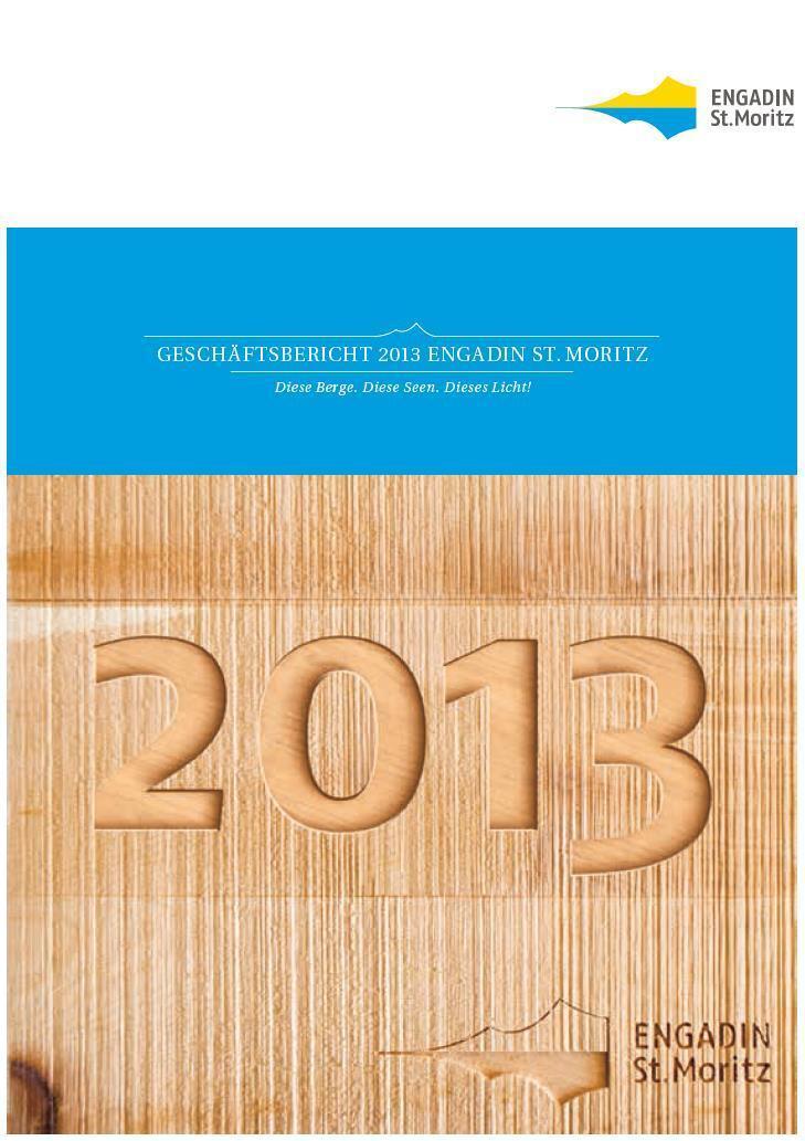 Geschäftsbericht 2013 Slide 1