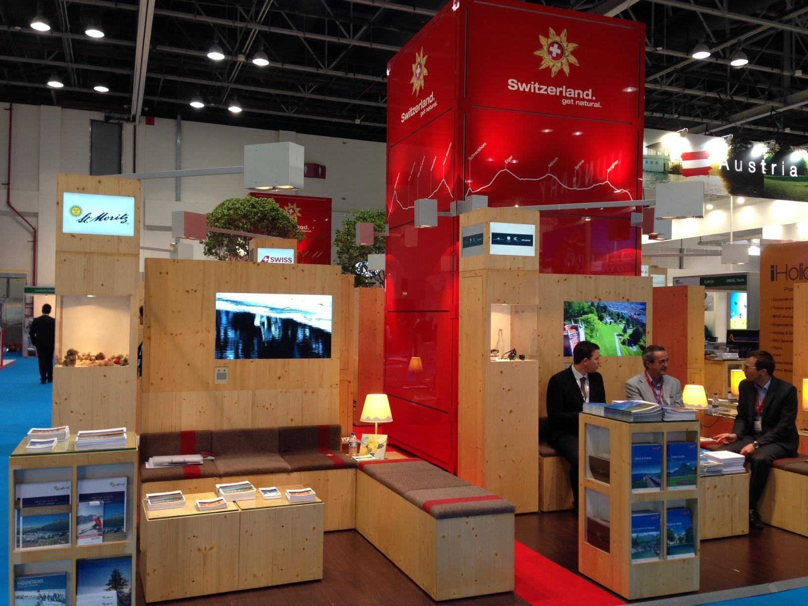 Arabian Travel Market in Dubai Slide 1