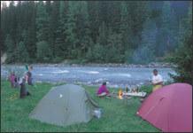 Camping Chapella Slide 1