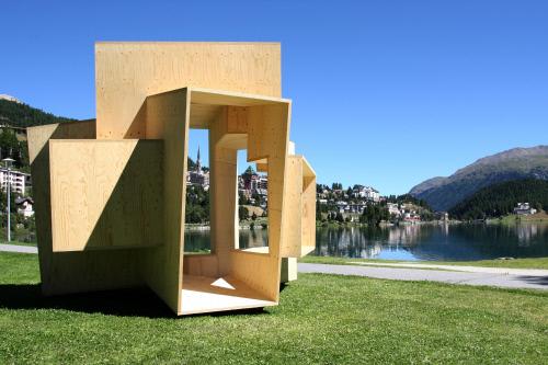St. Moritz Art Masters Slide 1