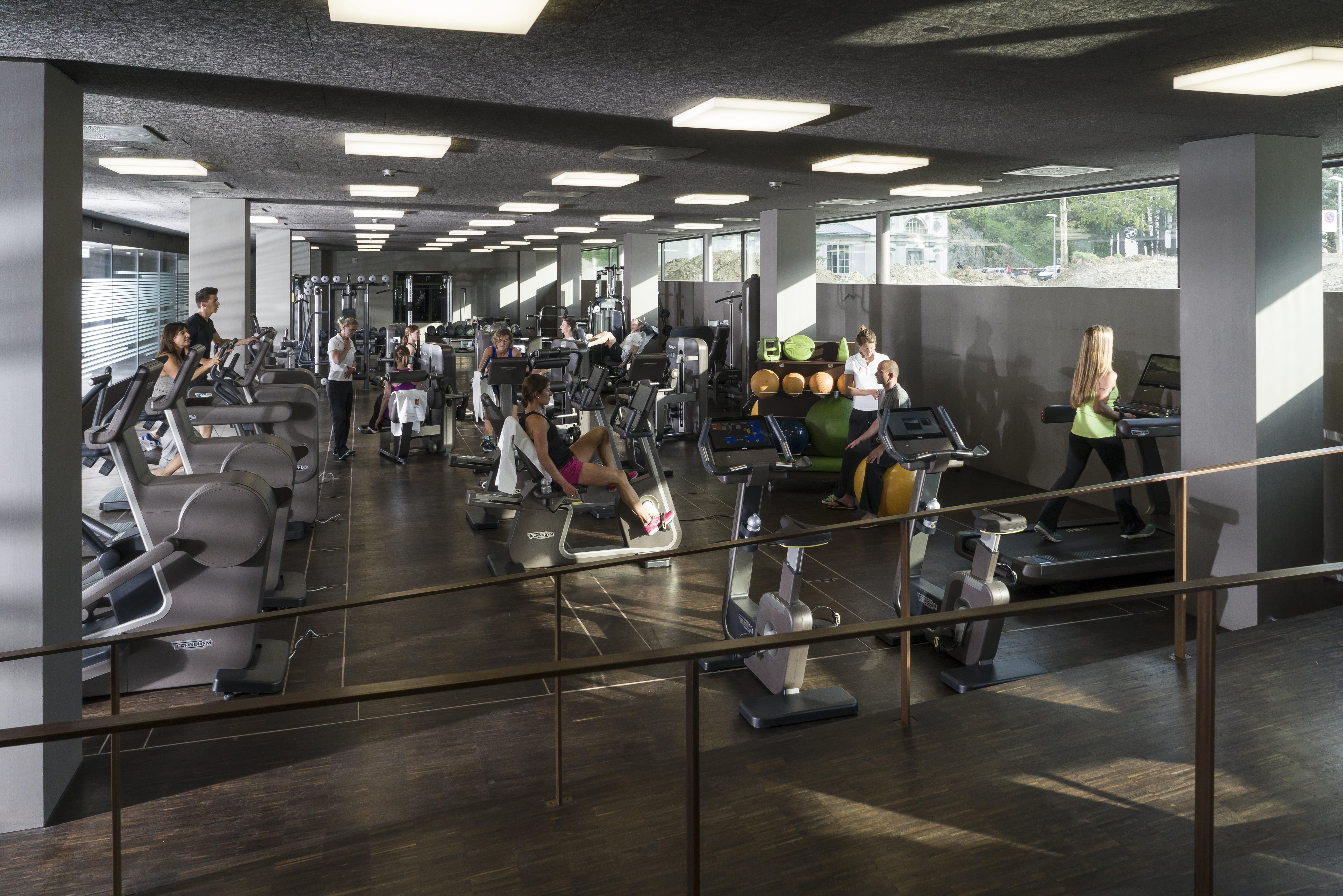 Update Fitness AG, St. Moritz Bad