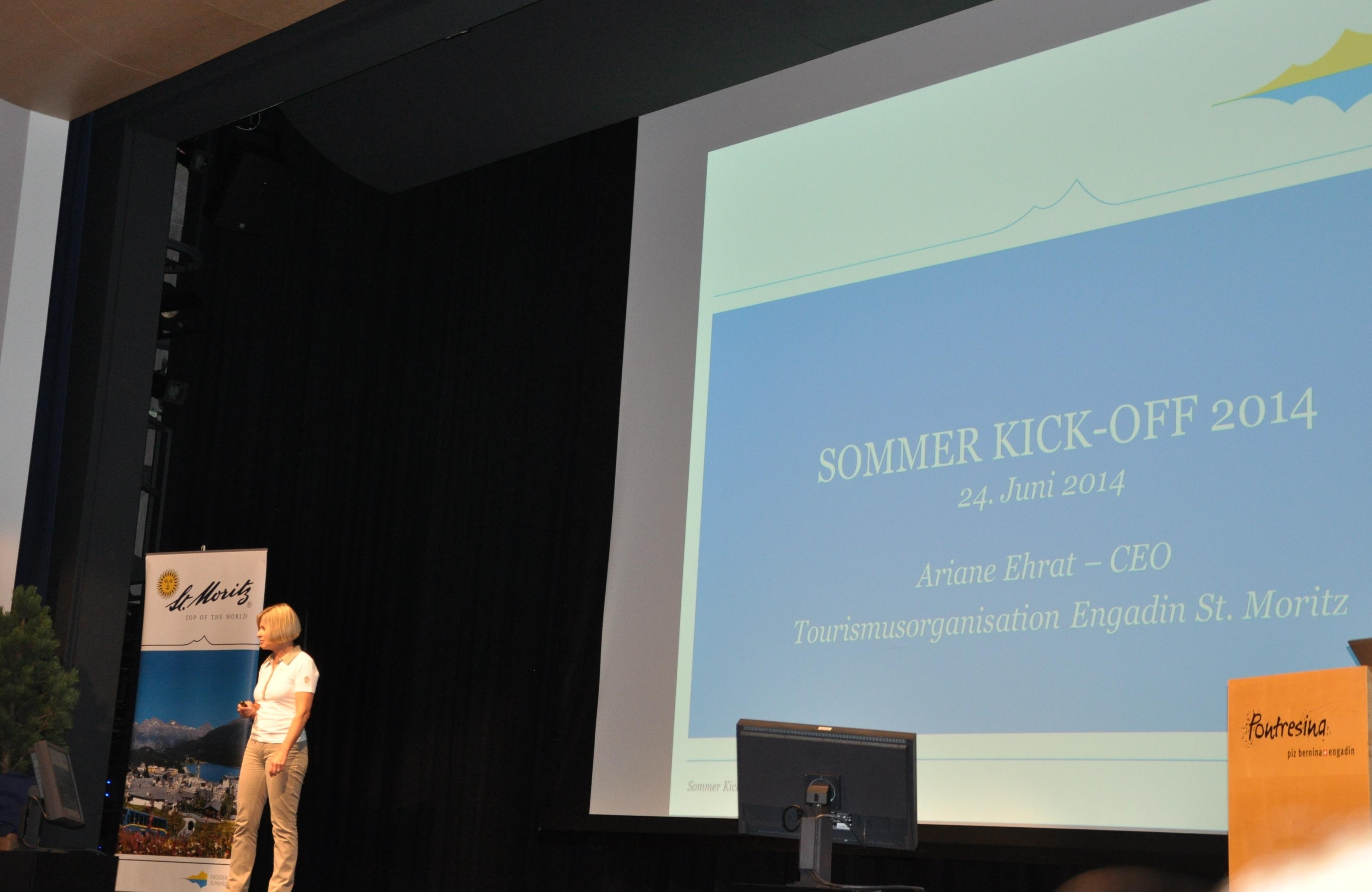 Startschuss in die Sommersaison 2014 Slide 1