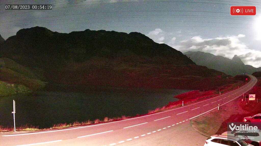 Passo Bernina