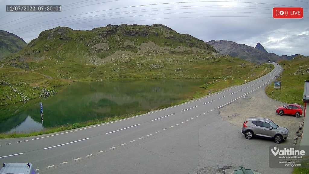 Bernina Pass