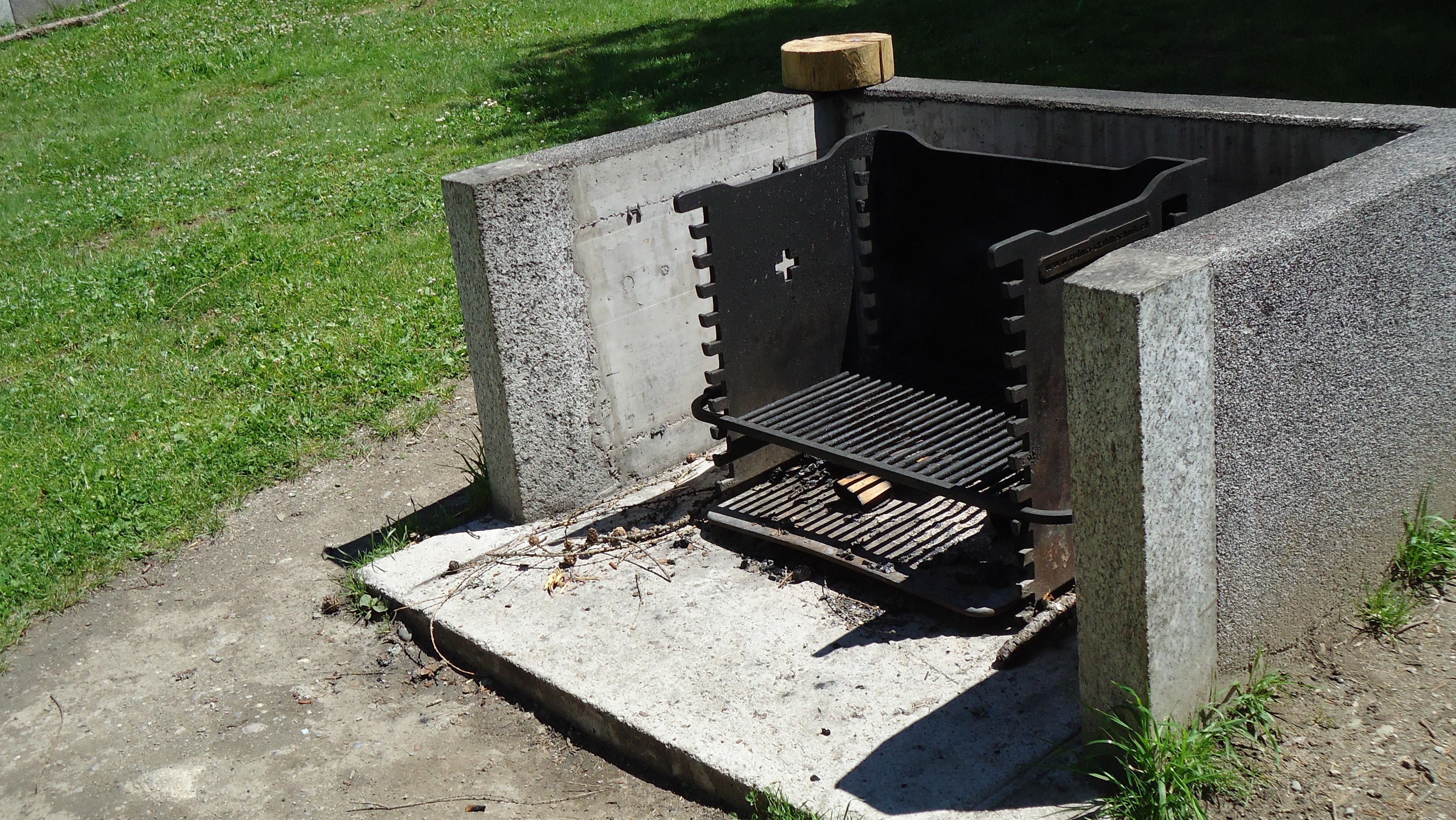 Feuerstellen Gravatscha Slide 1