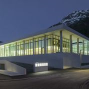 Nordic Center St. Moritz – Suvretta Sports Slide 1