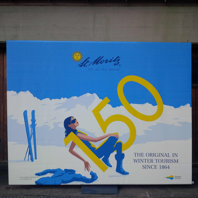 Niemann Sujets als Outdoor-Messewand und Roll-up Banner Slide 1