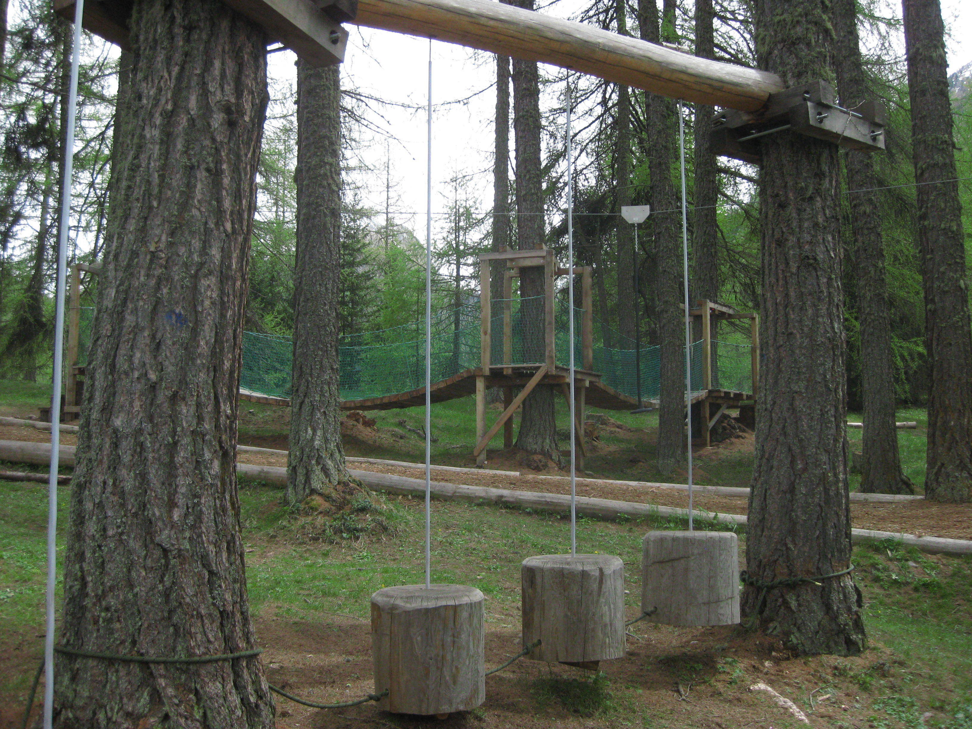 Kinderspielplatz Prasüras Slide 1
