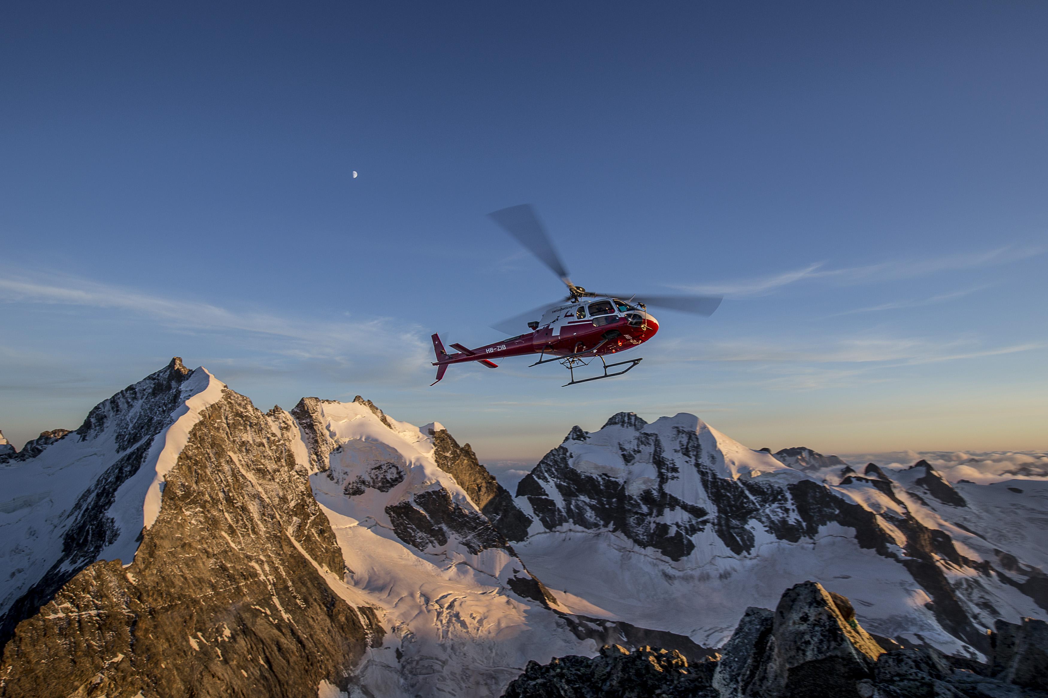 Swiss Helicopter AG – Ostschweiz Slide 1