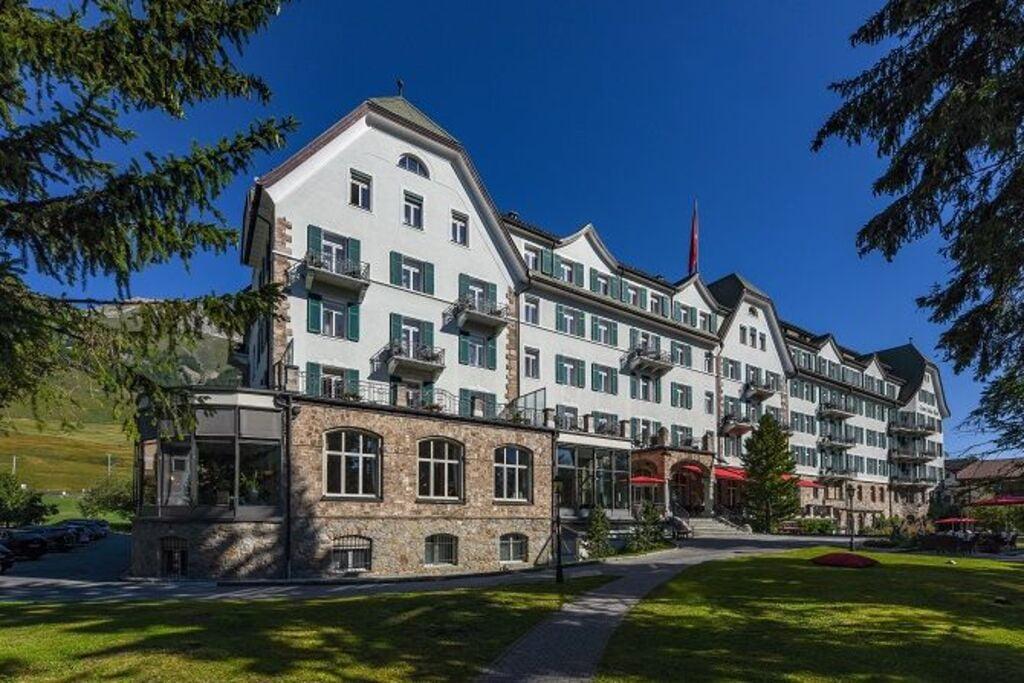 Cresta Palace Hotel St Moritz