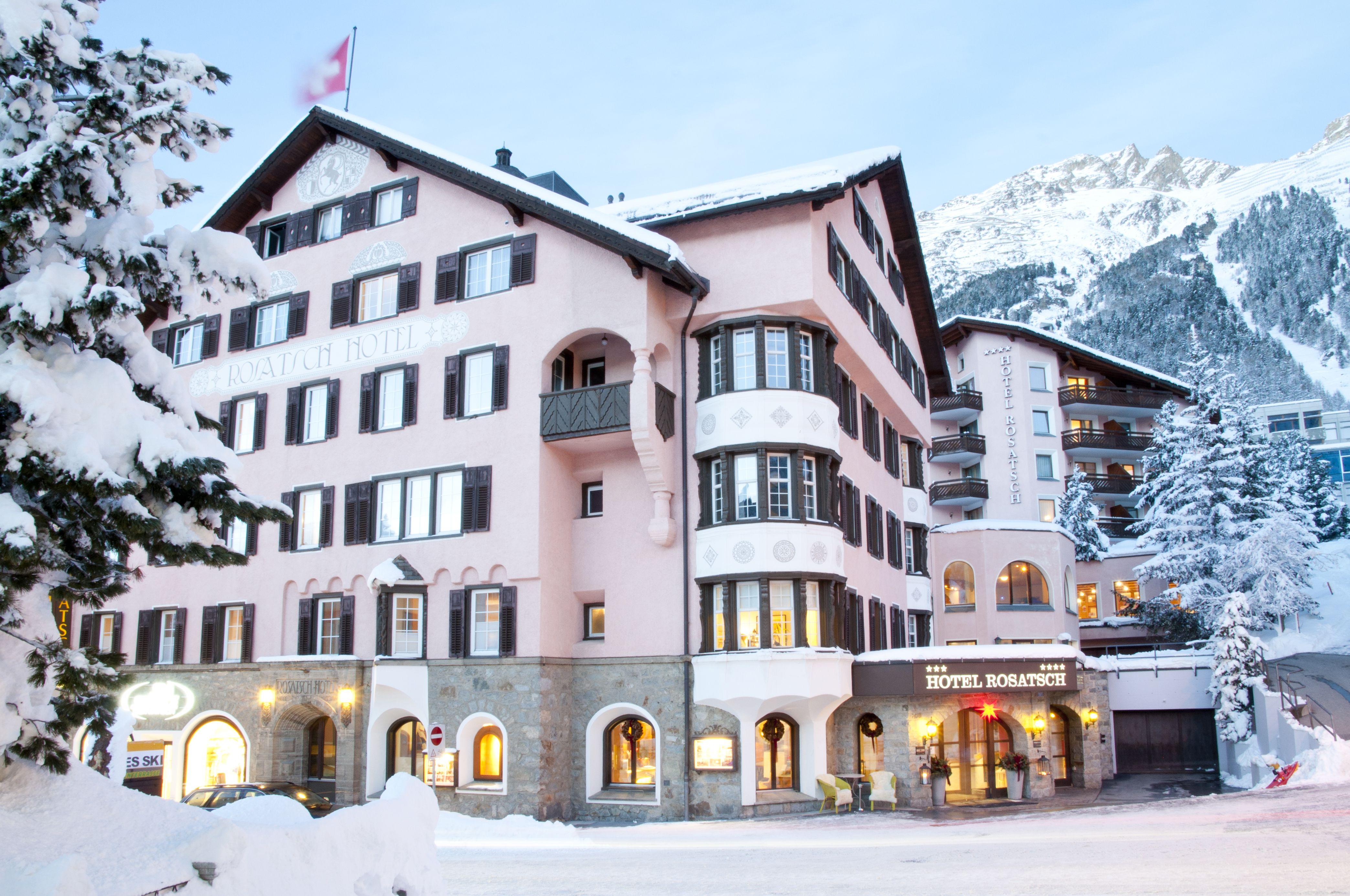 Hotel Rosatsch Résidence