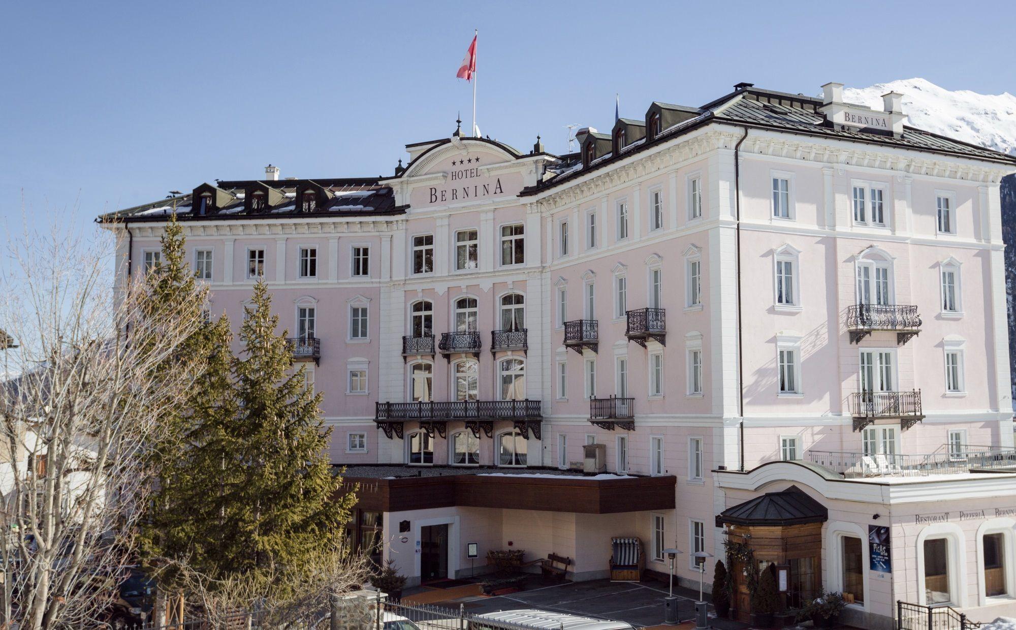 Hotel Bernina 1865