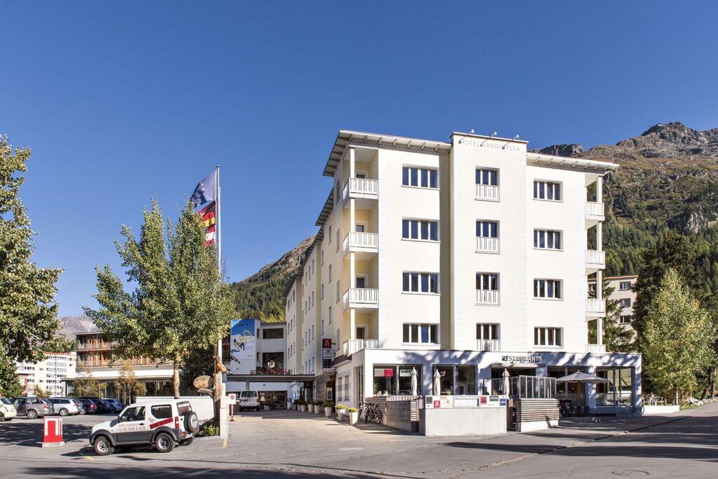 Hotel Laudinella St Moritz