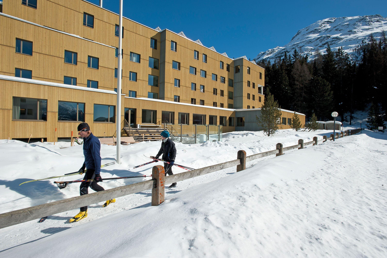 Youth Hostel, St. Moritz