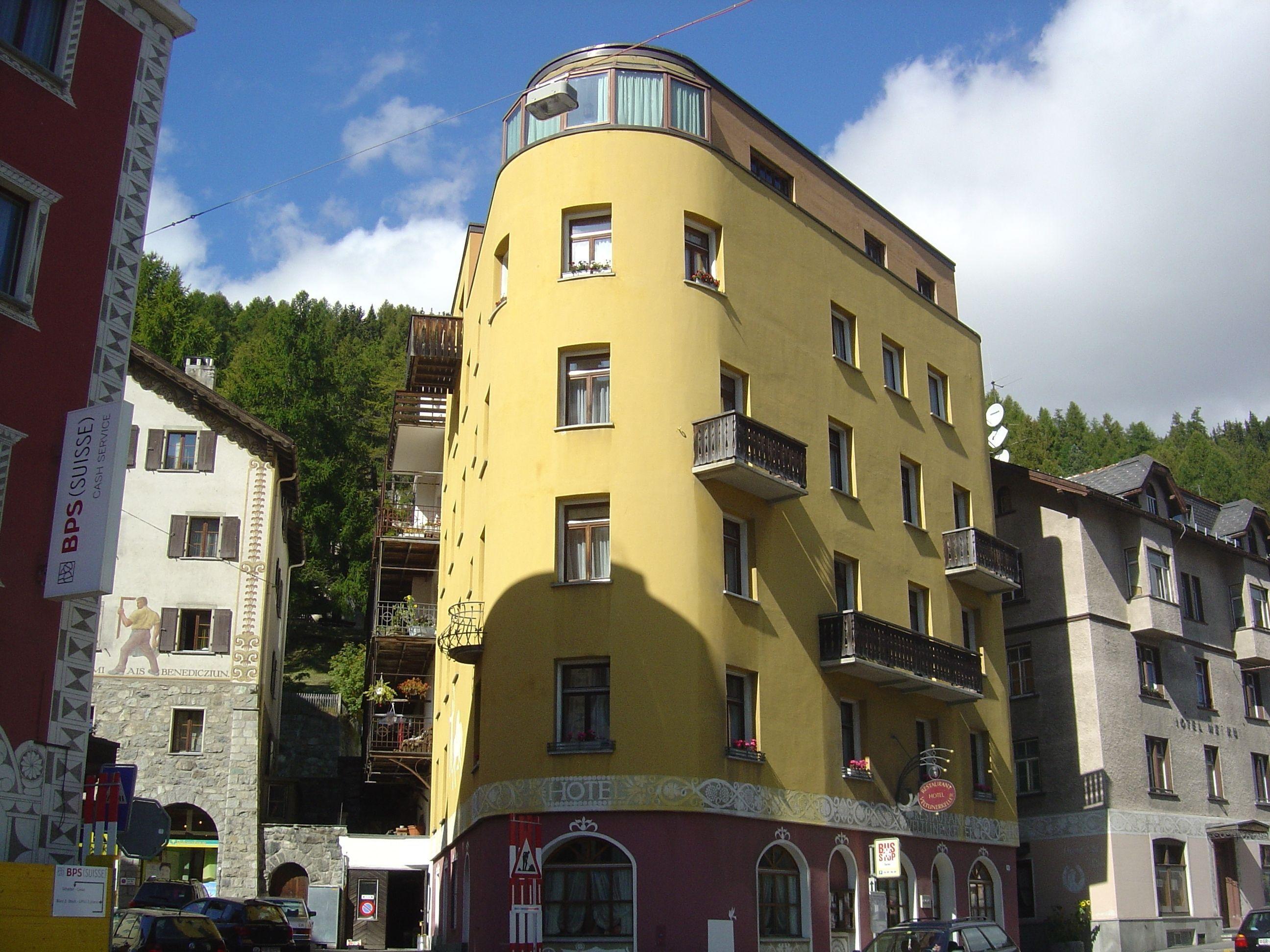 Hotel Restaurant Veltlinerkeller