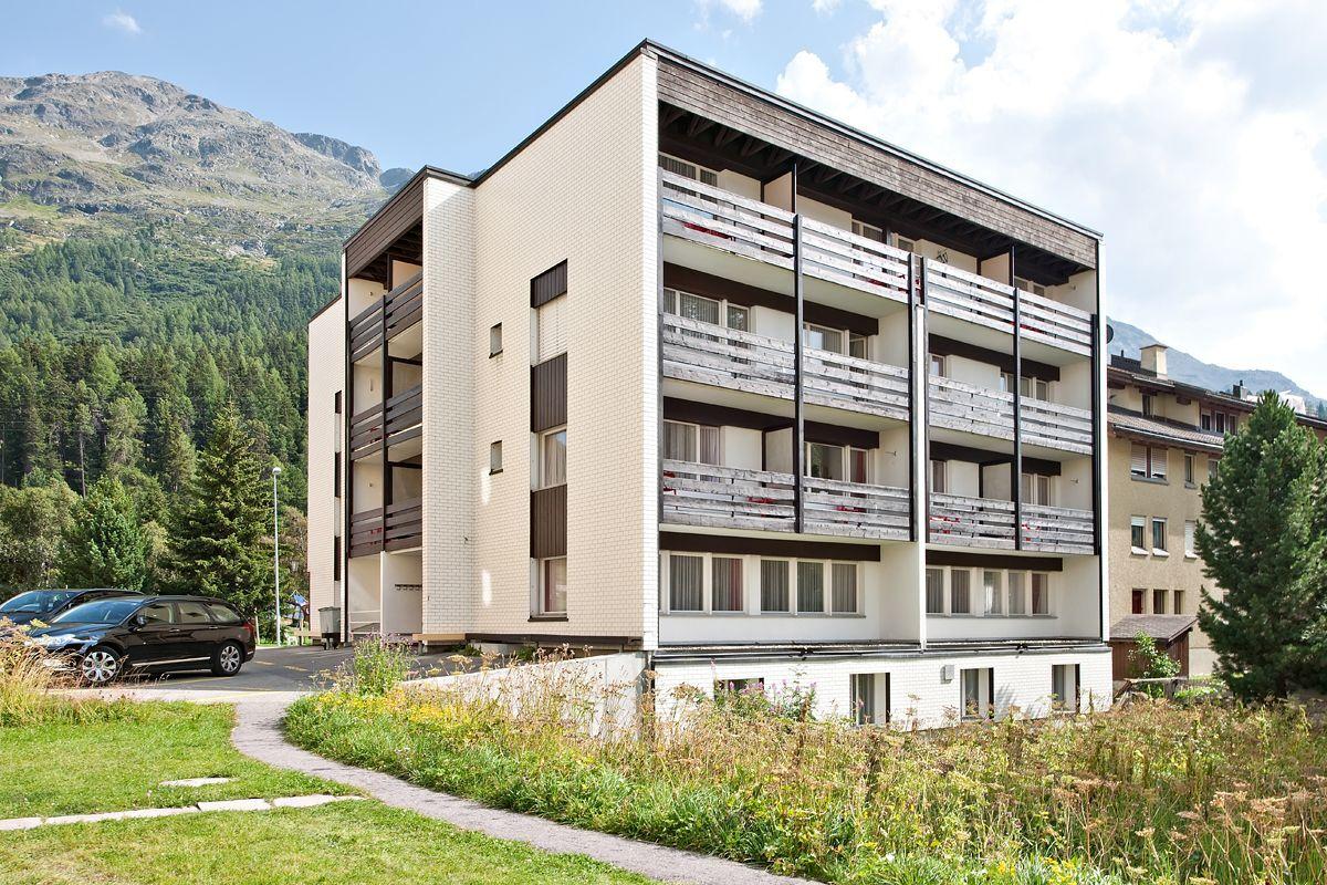 Hostel Casa Franco St. Moritz