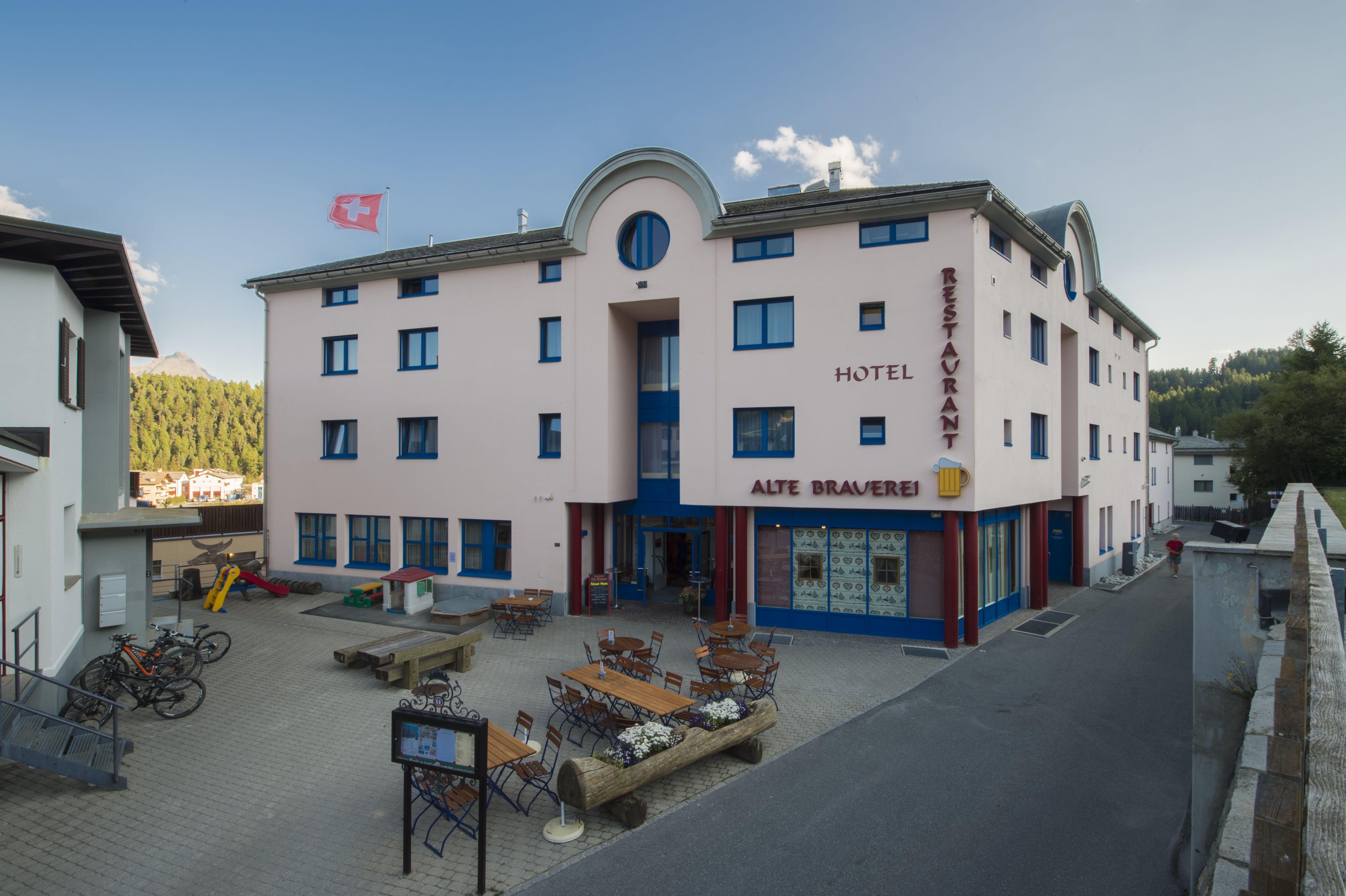 Hotel-Restaurant Alte Brauerei